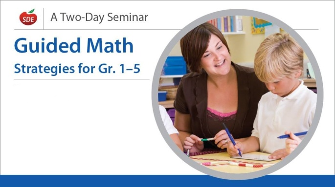 Guided Math Seminar